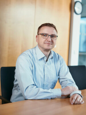 Steve Schoner, Product Marketing Manager, genua GmbH